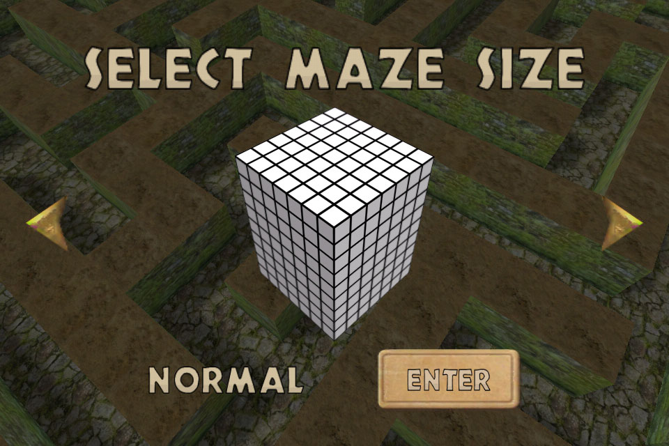 Screenshot Realmaze 3D Review