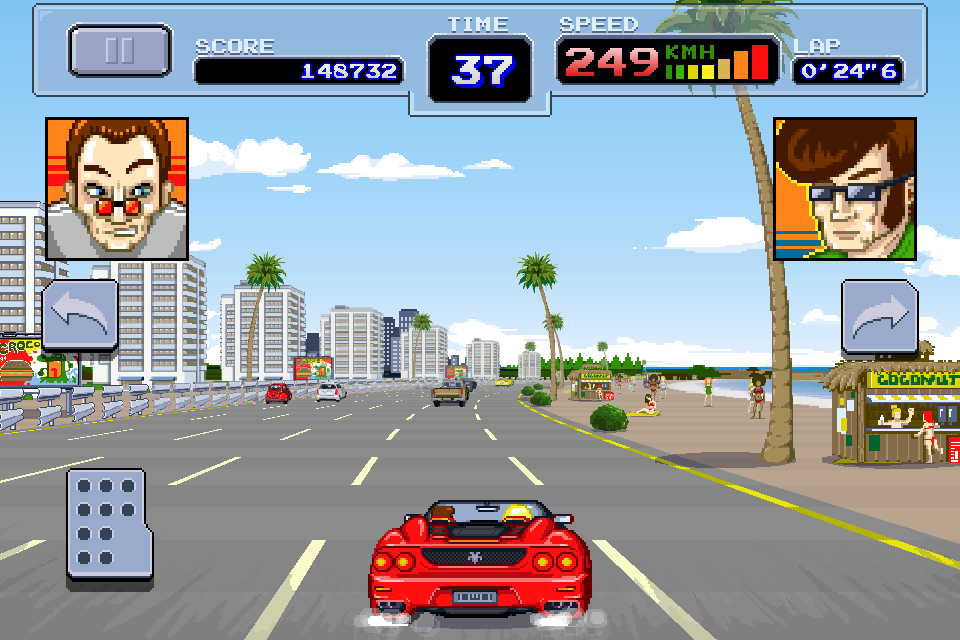 Screenshot Final Freeway 2R