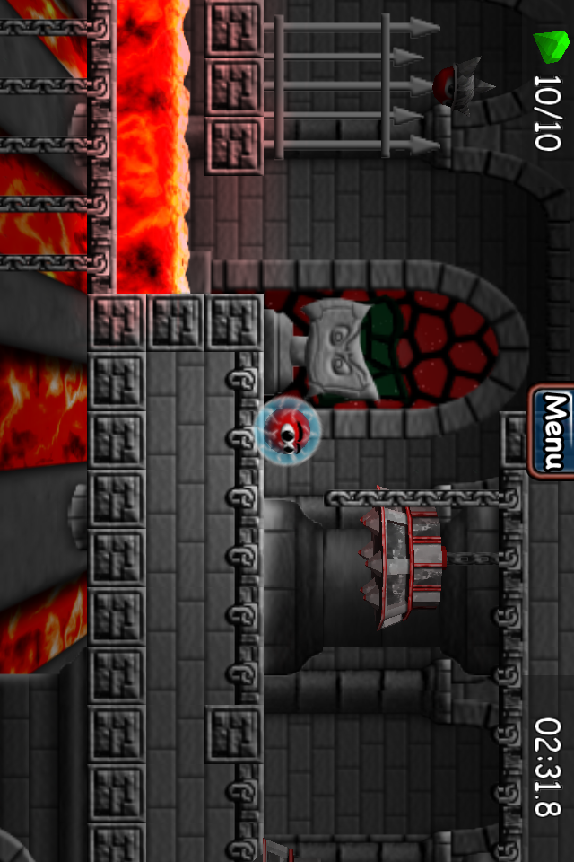 Screenshot Bounce On 2: Drallo's Demise Lite
